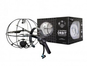 puzzlebox-orbit-mobile_edition using brain waves