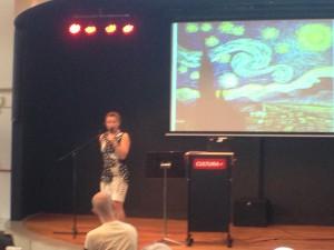Mndfunda about van Gogh @ Cultura Ede (NL)
