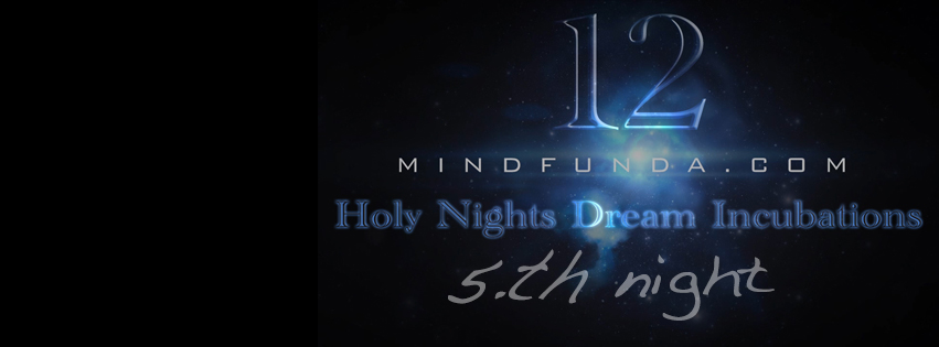 12 holy days - 5th night